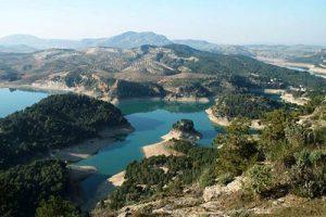 Ардалес - голубые озера в самом сердце провинции Малага