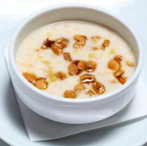 Миндальный суп