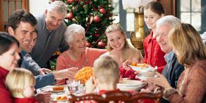 Сочельник - семейный праздник