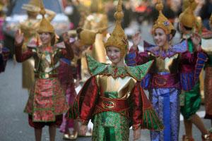 Карнавал в Марбелье