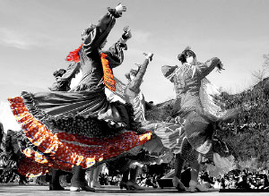 Фламенко для паломников