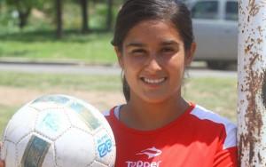 Спортсменка, активистка и просто красавица из Кордобы