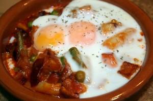 Яйца по-фламандски