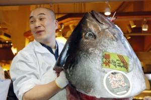 Тунец - рыба без отходов