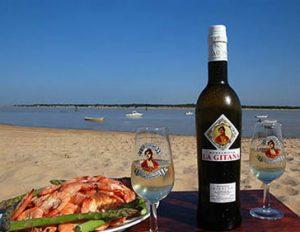 Знаменитое вино Мансанилья
