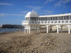 Пляж Ла Калета, Кадис