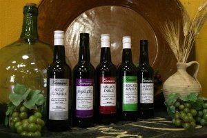 Малагские сладкие вина