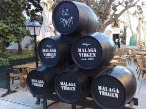 Малагское вино